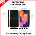 Ultra Slim Protector Shockproof Phone Case BLACK for Samsung Galaxy A10e