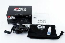 Abu Garcia ROXANI 8 Right handed bait casting reel G949