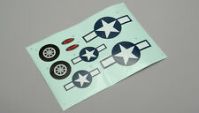 decal (Grey) 60P-CTL-11-Grey Spare Parts For Dynam DY8943 PBY Catalina
