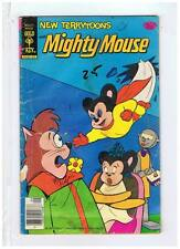 Gold Key Comics New Terrytoons With Mighty Mouse #52 VG/F 1978