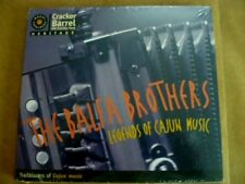 Legends Of Cajun Music by The Balfa Brothers (CD, 2002 Cracker Barrel) NEW