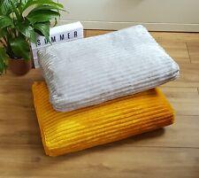 Dog Bed -  Soft Luxury Orthopaedic Memory Foam - Washable