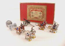 CBG France Coffret 215-0 prolonges soldats attelage chevaux 19éme siècle Rare