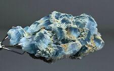 58 CT full terminated Alkali beryl Crystals bunch on Matrix Badakhshan @AFH