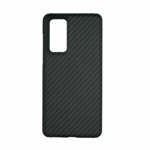 Huawei P40 P30 P20 Pro Kohlefaser Ultra Slim Cover Carbon Faser Handyhülle Case