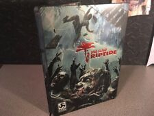 Dead Island Riptide Steelbook limited edition Case FREE SHIPPING Xbox sony ps xb