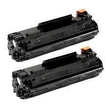 2PK CE278A NON-OEM  New Black Toner for HP 78A LaserJet P1566 P1606dn M1536dnf