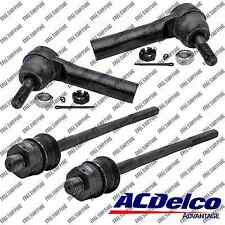 New Steering Tie Rod Linkages Set ACDelco Advantage Fits Truck GMC-Chevrolet