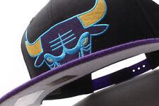 Chicago Bulls New Era 9Fifty 'Air Jordan 8 Aqua' Snapback Hat