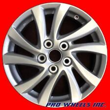 "MAZDA 3 M 2012 2013 2014 16"" SILVER FACTORY ORIGINAL OEM WHEEL RIM 64946"