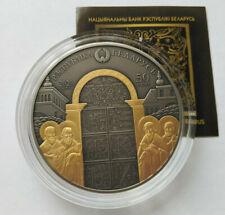 Belarus 50 rubles 2020 Belarus- Ukraine Spiritual Heritage Irmologion Silver 2oz