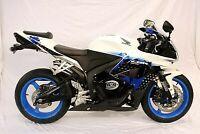 R&G Black Crash Protectors - Aero Style for Honda CBR600RR 2009