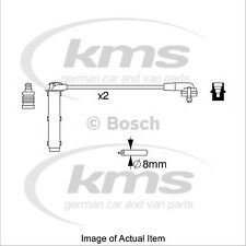 New Genuine BOSCH Ignition Lead Cable Kit 0 986 356 833 Top German Quality