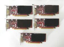 LOT OF 5 ATI GRAPHICS CARD ATI-102-A924 (B) PCI-E RADEON X1300 256MB