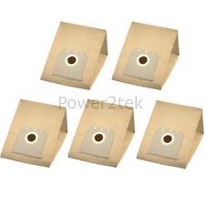 5 x E10, E42, E42N Vacuum Bags for Progress P1630 P1850 P1860A Hoover UK