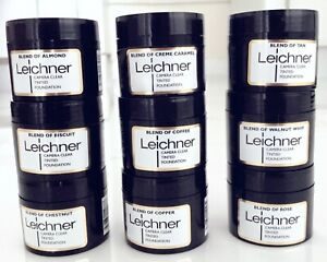 Leichner Camera Clear Tinted Foundation's - Choose Your Blend from 9 Shades 30ML