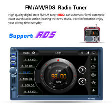 "7"" 2 DIN 1080P Autoradio Touch Bluetooth GPS Navi Car MP5 Media Player FM/AUX-IN"