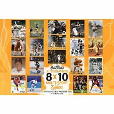 BASKETBALL 2020 Gold Rush Autographed 8x10 Multi-Sport Photo 1x Box Live Break A