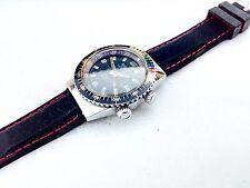 Vintage 400 SICURA BREITLING 1968 DIVER SUPERWATERPROOF WACUMTESTED 23 jewels