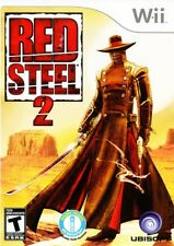 Red Steel 2 (Nintendo Wii, 2010) LN WITH Manual & LOW SHIPPING