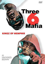 Three 6 Mafia - Kingz of Memphis (DVD, 2008)