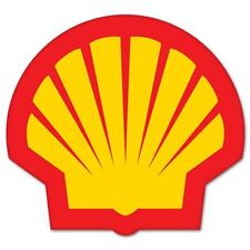 """SHELL RACING motorsport car styling Vynil Car Sticker Decal 5"""""""