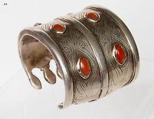 Antik Turkmen Tekke Bracelet Armspange antique Cuff autres Bracelets-Bilezik 17/491