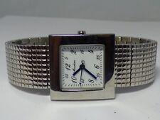 Moschino Women's Square Analog Stainless Steel Watch