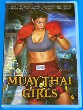 MUAY THAI GIRLS / RING GIRLS - English / Español - Precintada