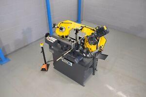 UZMA BEKA MAK 230DGH Mitre Head   Bandsaw  Hydraulic Box Lift