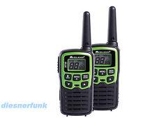 MIDLAND XT30- PMR446 Sprechfunkgerät Paar, 16 Kanal, VOX, CTCSS, 6Km, Akkus, USB