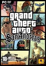 Grand Theft Auto (GTA): San Andreas - PC/Windows - UK/PAL