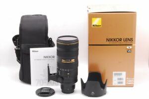 Nikon Nikkor AF-S 70-200mm  F2.8G ED VR Ⅱ, Nano Cr, From Japan Excell+++ ,TK1207