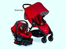 Britax Pathway and B-Safe 35 Travel System --Stroller and Car Seat Combo - $159