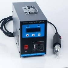 Portable 28khz Ultrasonic Plastic Welder Plastic Spot Welding Machine 220v