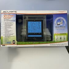 AcuRite 01035 Wireless Station with PC Connect, 5-in-1 Weather Sensor NEW Sealed