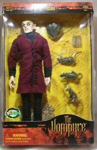 """Sideshow Toy Collectibles The Vampyre 12""""  Action Figure Limited Edition 1998"""