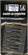 Hauler Models STAINLESS SAWS FOR SCALPEL HOLDER No.4 (Large)