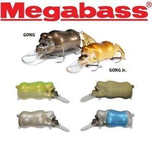 """Megabass Gong Jr Wakebait 2.5"""" 5/8 oz 326061"""