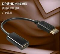 DP Display Port Male To HDMI Female Cable Converter Adapter