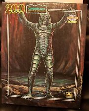 Vntg The Creature From The Black Lagoon Puzzle, 1990 MINT & SEALED!  Universal