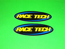 KX KXF YZ YZF RM RMZ CR CRF MX SXF 125 250 450 RACE TECH SUSPENSION STICKERS