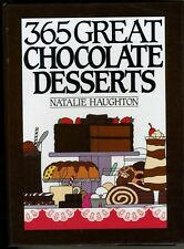365 Great Great Chocolate Desserts - Spiral Hardback Book