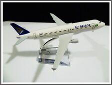 16cm AIRBUS A320 AIR ASTANA KAZAKHSTAN AIRLINES AIRPLANE METAL PLANE AIRWAYS