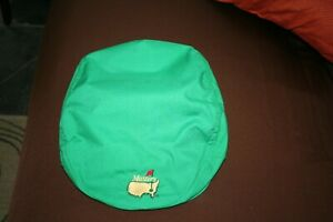 Vintage Augusta Master's Golf Snap Front Cap, New from Storage, USA Made, L/XL