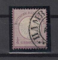 CP7422/ GERMANY REICH – MI # 1 USED – CV 165 $