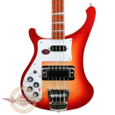 2017 RICKENBACKER RICK RIC NOS NEW OLD STOCK 4003LH 4003 LH LEFTY BASS FIREGLO