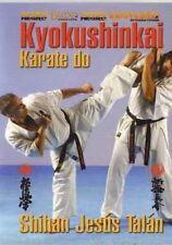 Spanish Kyokushinkai Karate Dvd Jesus Talan mas oyama