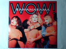 BANANARAMA Wow! lp ITALY STOCK AITKEN WATERMAN