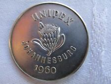 South Africa Silver Exonumia Medals